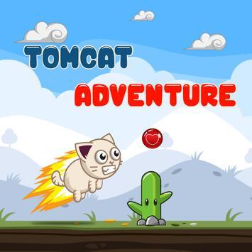 Tomcat adventure poster