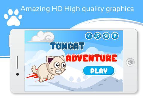 Tomcat adventure apk screenshot