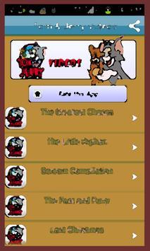 Tom&jerry ringtone mp3 screenshot 2