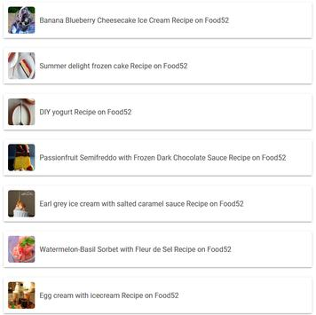 Mock Chicken tock Recipe apk screenshot