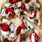 Barbecu Chicken Pizza Recipe icon