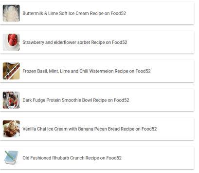 Strawberry Tarragon Ice Pops Recipe poster