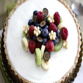 Yogurt Cardamom Tart Recipe icon