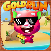 Tom Gold Run icon