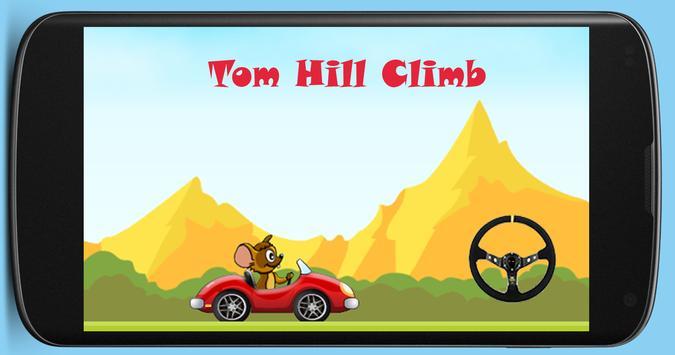 Tom Hill Climb Adventure apk screenshot