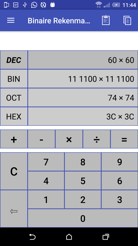Add binary calculator online