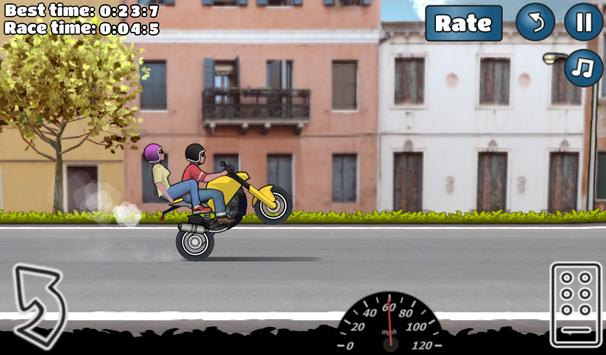 Wheelie Challenge apk screenshot