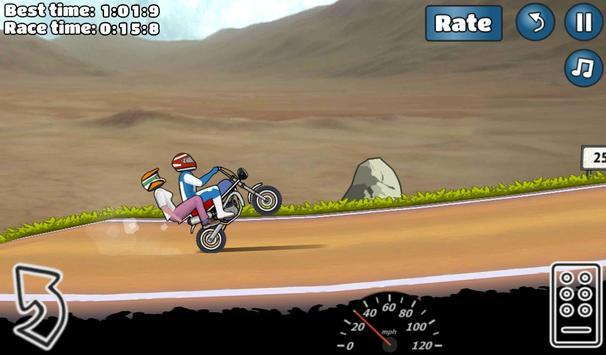 Wheelie Challenge poster