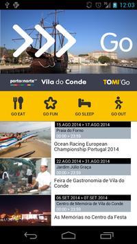 TPNP TOMI Go Vila do Conde poster