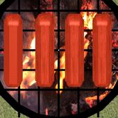 Sausage master icon
