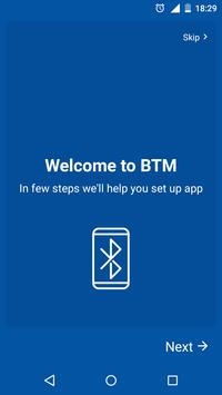 Bluetooth Tethering Manager poster