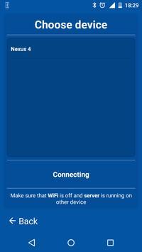 Bluetooth Tethering Manager screenshot 3