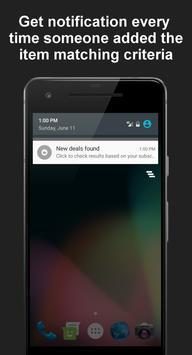Deals Tracker for eBay screenshot 4