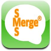 SmsMerge icon