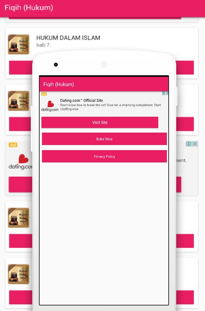 Hukum Dating Dalam Islam Top Apps iPhone branchement