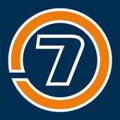 Washin7 Carwash icon