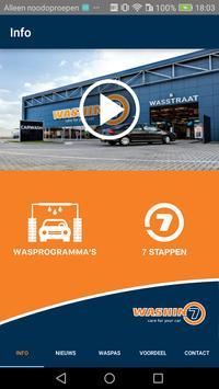 Washin7 Carwash poster