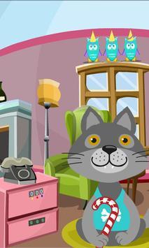 Talking small cat screenshot 4