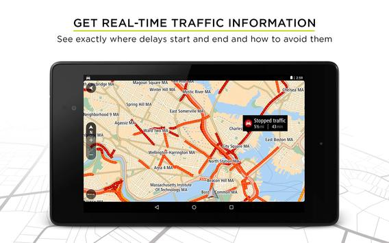 TomTom GPS Navigation Traffic screenshot 15