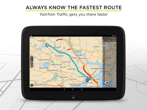TomTom GPS Navigation Traffic apk screenshot