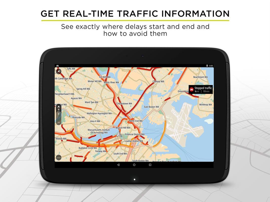 tomtom gps navigation traffic apk download free maps. Black Bedroom Furniture Sets. Home Design Ideas
