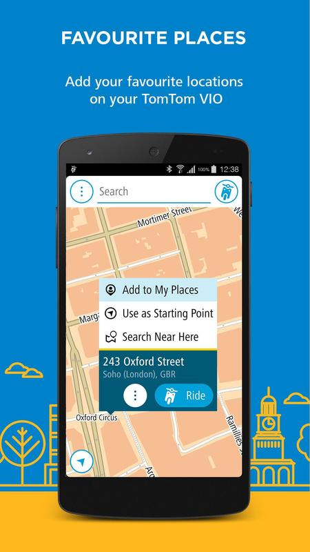 tomtom app for iphone 4 free download