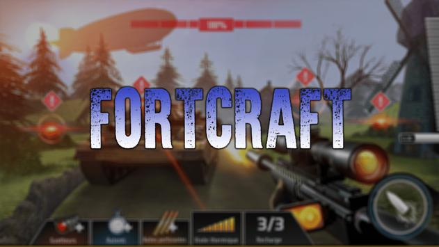 Fortcraft manual poster