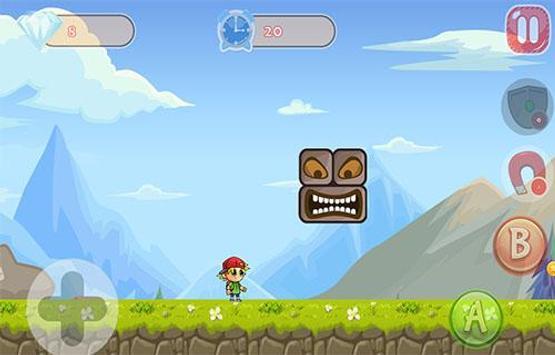 jungel adventures of tomy apk screenshot