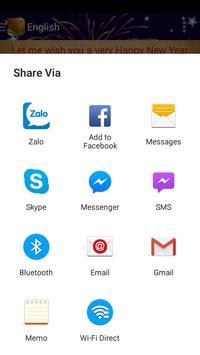 New Year 2019 SMS screenshot 6