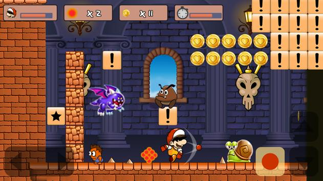 Super Sboy Adventure apk screenshot