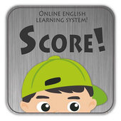 SCORE!(英語圖型小字典) icon