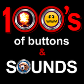 100's of Buttons and Sounds 2 icon