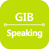 GIB Speaking Test icon
