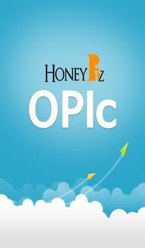 허니비즈 OPIc poster
