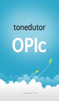톤에듀터 OPIc poster