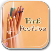 Tips To Think Positive icon