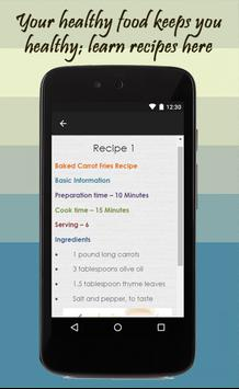 Healthy Recipes screenshot 2