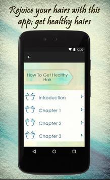 How To Get Healthy Hair screenshot 1