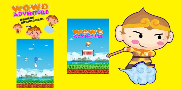 WoWo Adventure poster