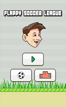 Flappy Soccer - Messi poster