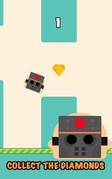 Slingshot Flappy Rush apk screenshot