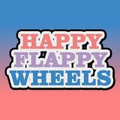 Happy Flappy Wheels icon