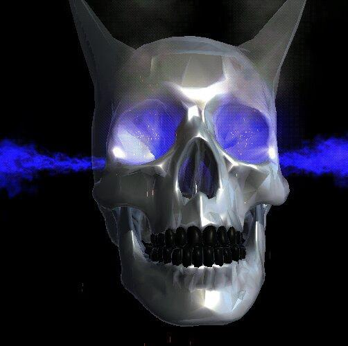 3D Skull Fire Wallpaper for Android - APK Download