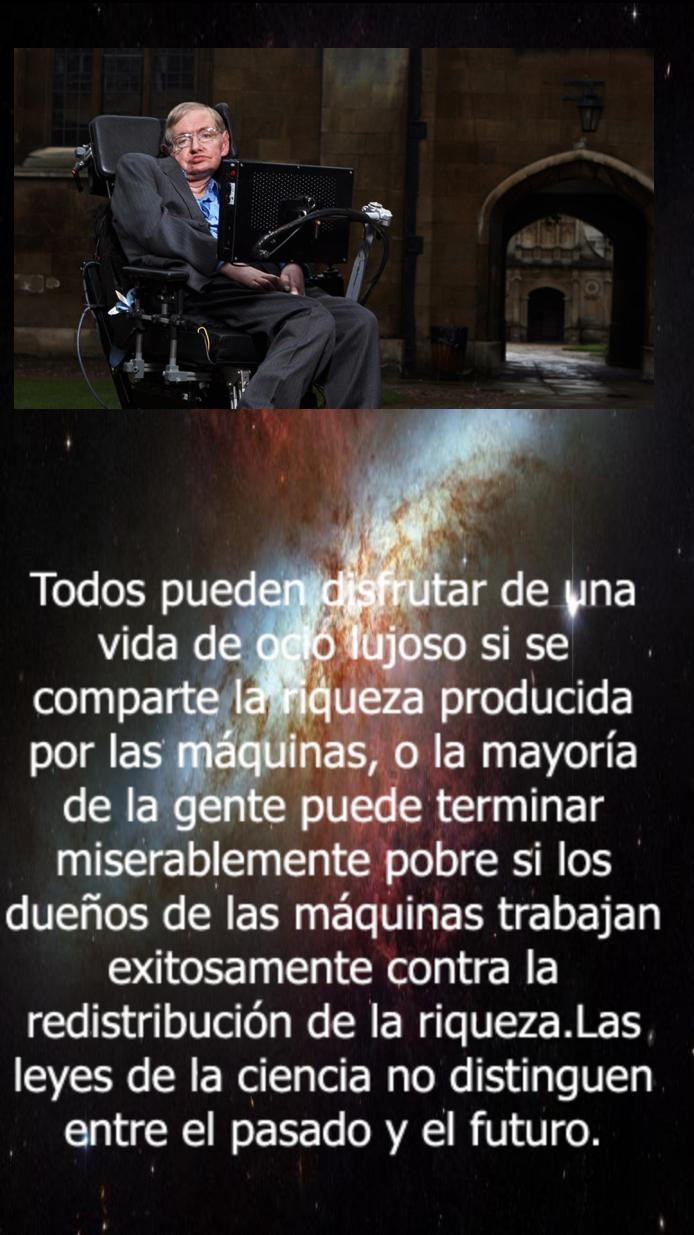 Stephen Hawking Mejores Frases For Android Apk Download