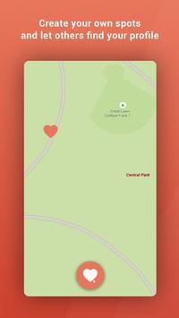 Lava - location dating app apk screenshot