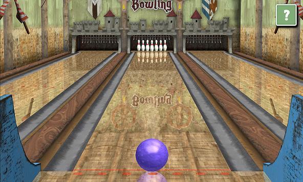 Pass Along Bowling poster