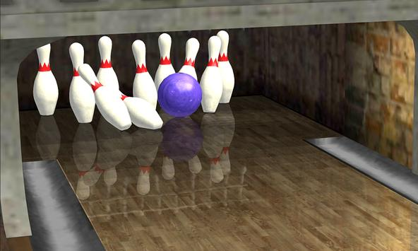 Pass Along Bowling apk screenshot