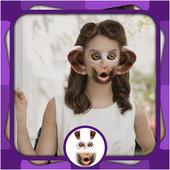 Snap Monkey Face Photo Editor icon