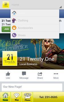 TwentyOne Guyana screenshot 1