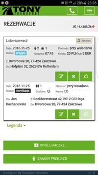 Tony Transport - Busy do Holandii screenshot 1